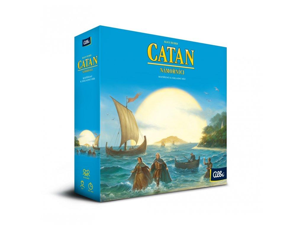 Catan - Osadníci z Katanu - Námořníci