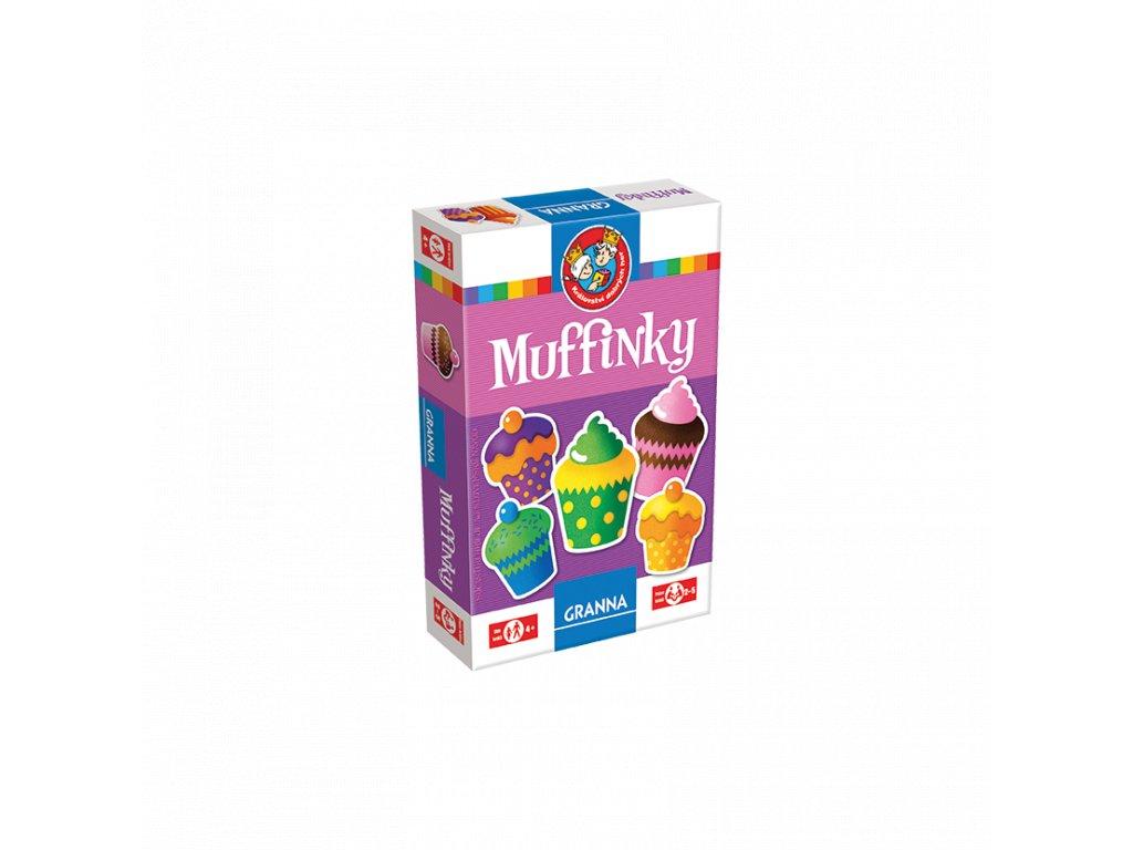 muffinky 02230 bez stinu