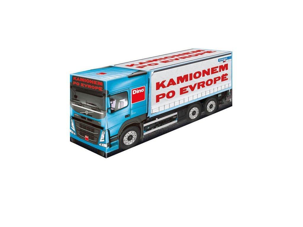 kamionem po evrope nova verze 2016 2