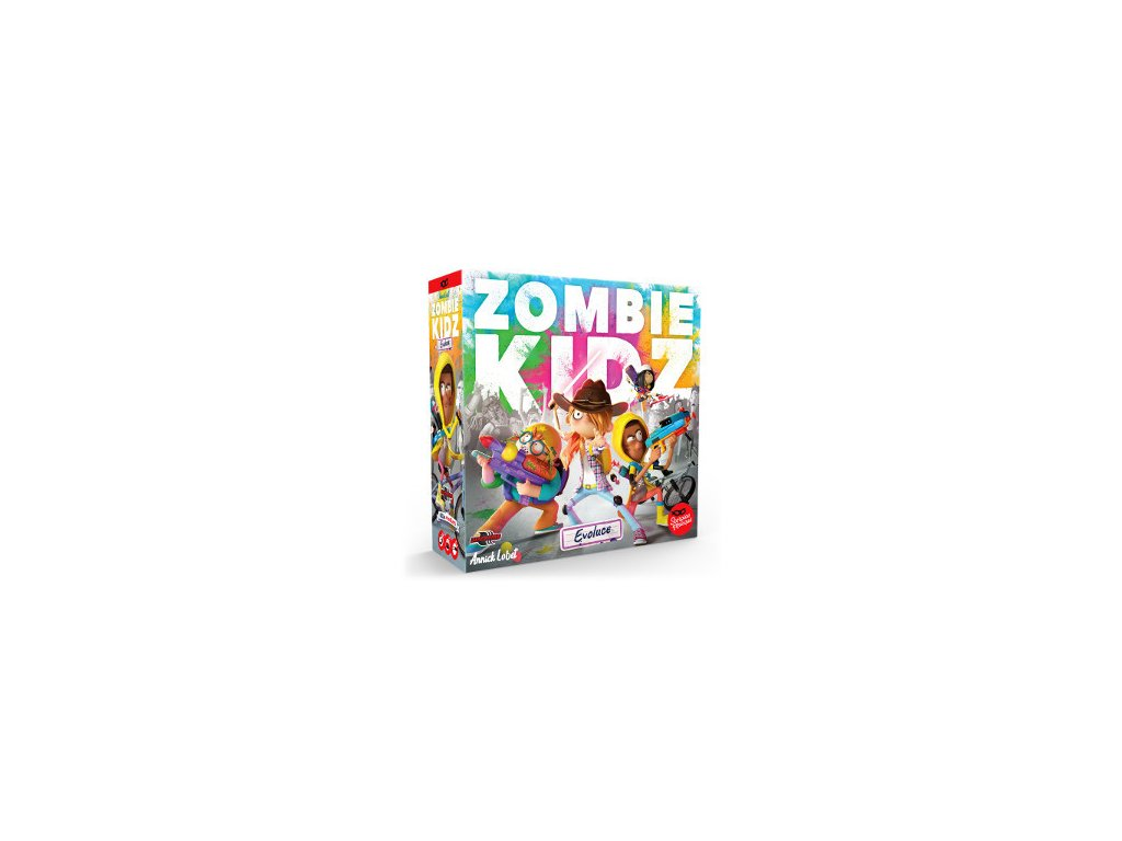 zombie kidz evolution 3