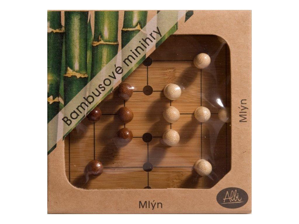 m bambusove minihry mlyn 28518