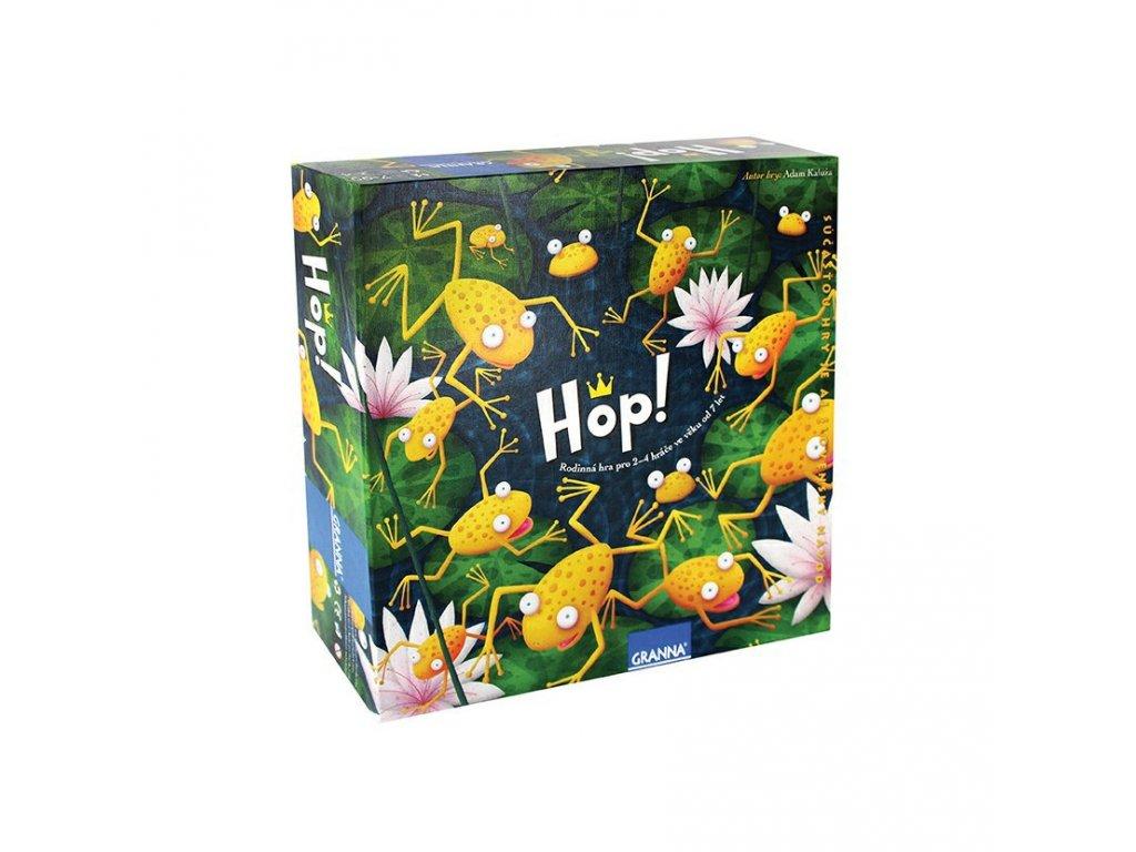 hop krabice low