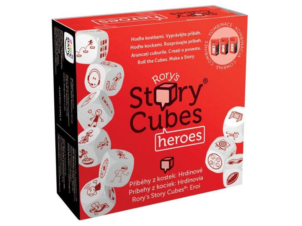 Příběhy z kostek: Heroes