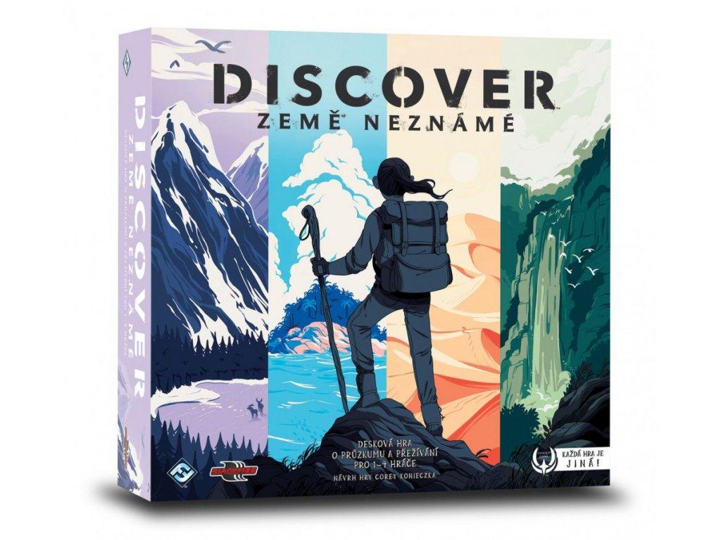 discover zeme nezname 6