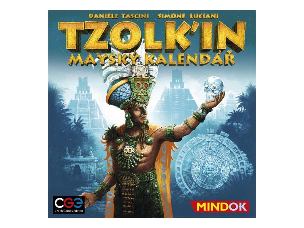 Tzolk'in Mayský kalendář