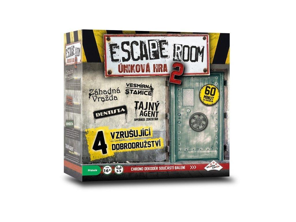 escape room unikova hra 2
