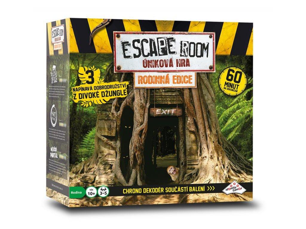 escape room unikova hra rodinna edice 4