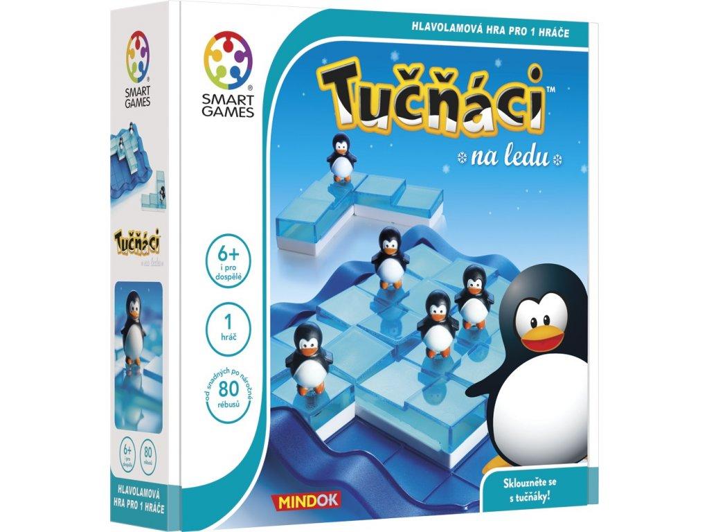 smart tucnaci na ledu