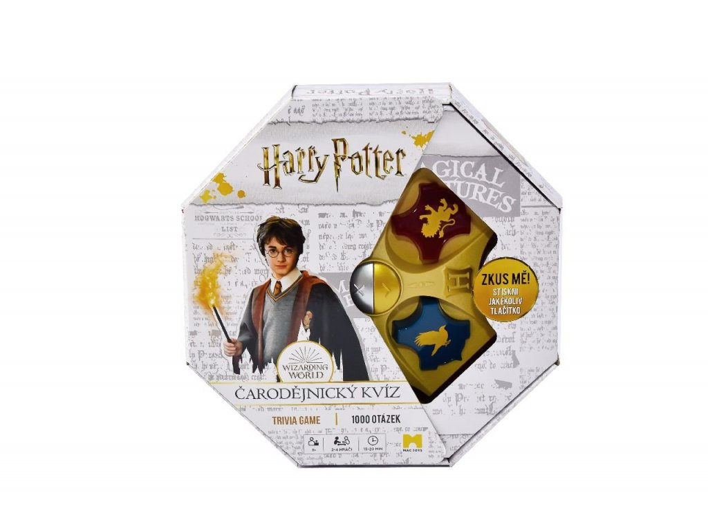 harry potter kouzelnicky kviz