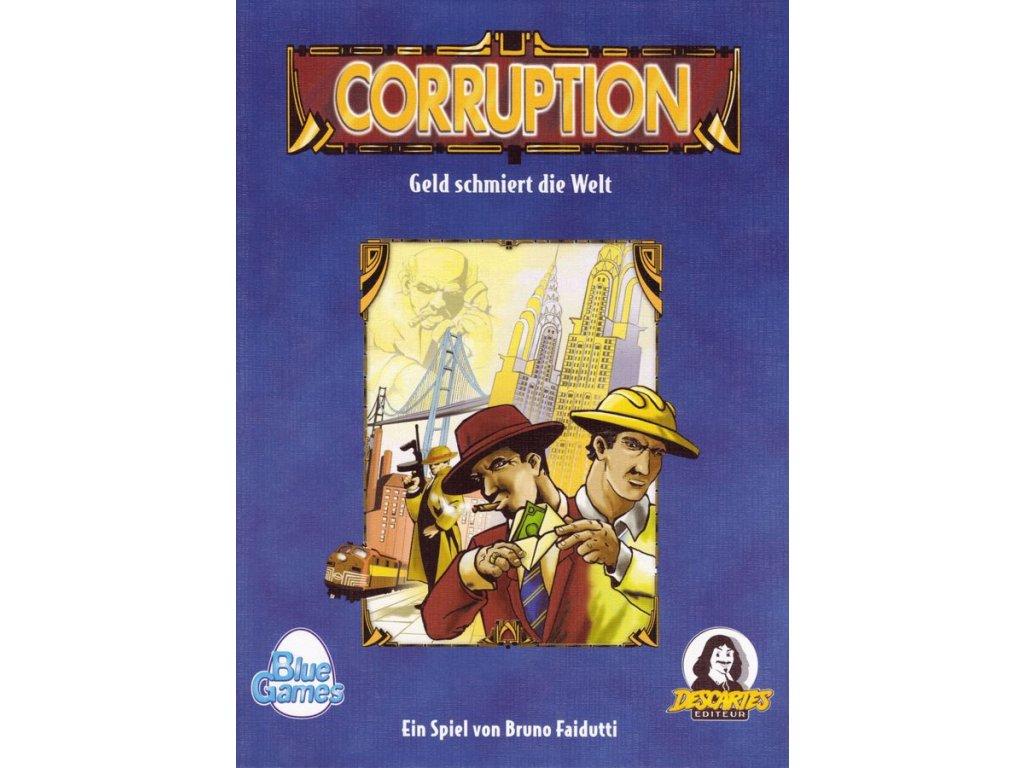 Corruption (DE)