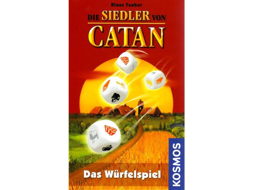 Die Siedler von Catan: Das Würfelspiel (DE)