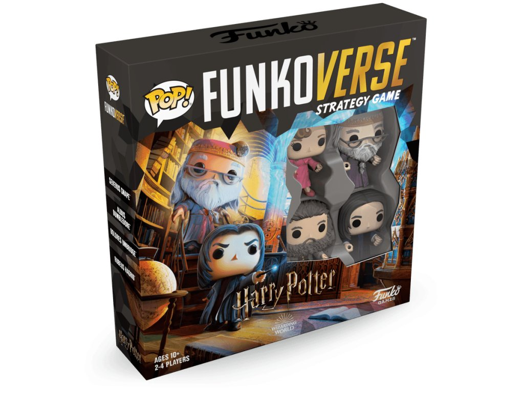 Funkoverse Strategy Game: Harry Potter 102 (EN)