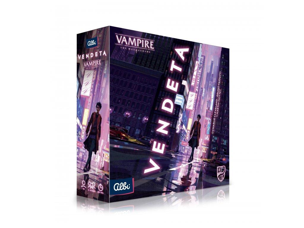 Vampire: The Masquerade - Vendeta
