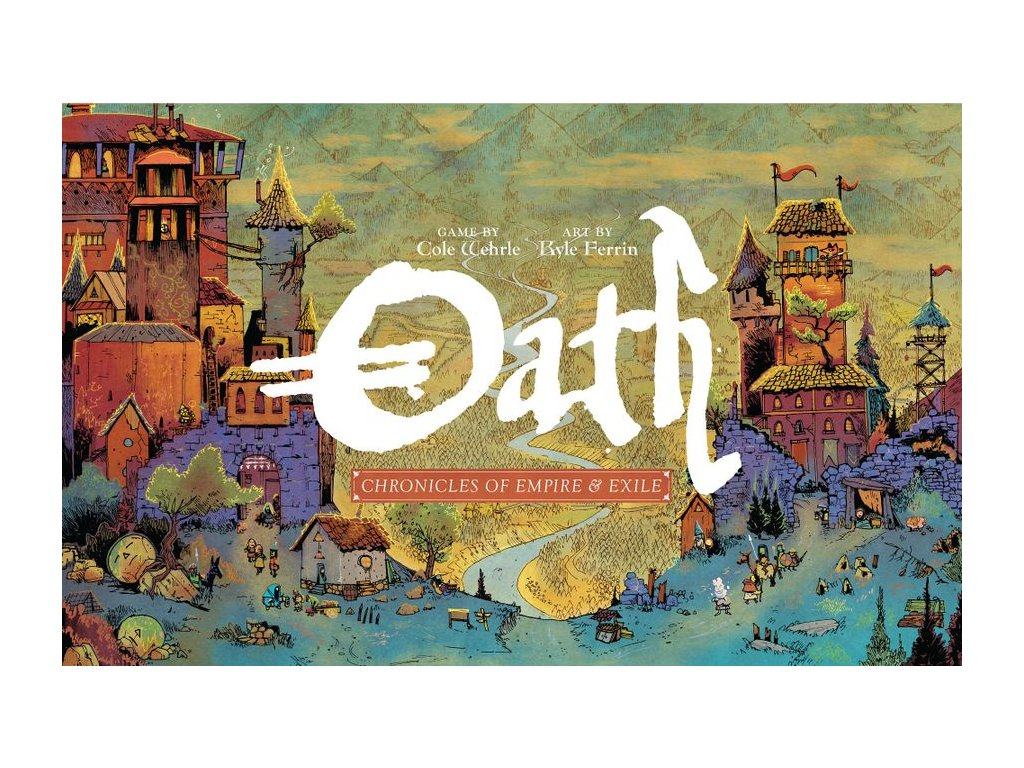 Oath: Chronicle of Empire and Exile (EN)