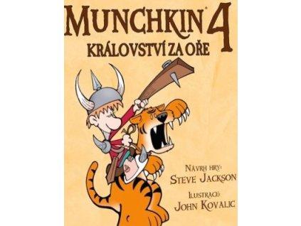Munchkin 4 - Království za oře