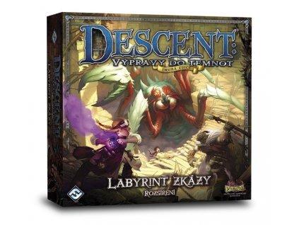 descent 2nd ed labyrint zkazy un28747