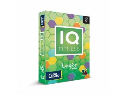 Mozkovna - IQ Fitness: Logic 3 Děti