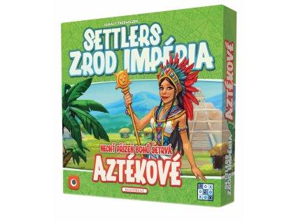 settlers zrod imperia aztekove 5