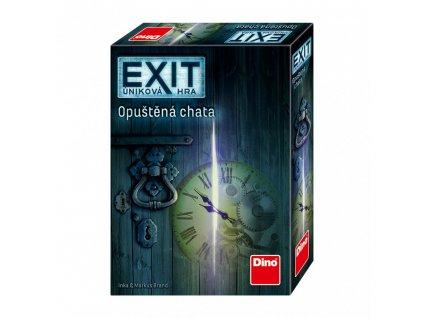 exit unikova hra opustena chata 2