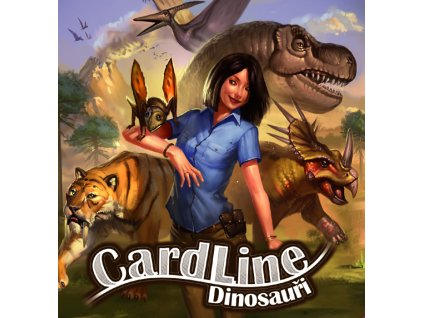 cardline dinosauri 5
