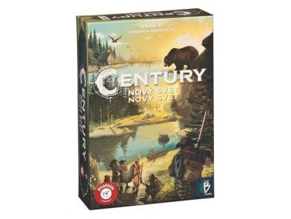 7324 Century Novy svet Obalka