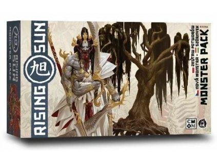 Rising Sun: Nová monstra (Monster Pack)