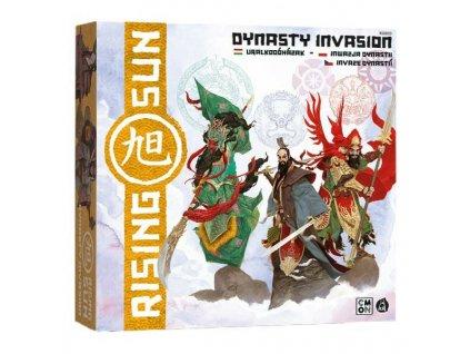 Rising Sun: Invaze dynastií (Dynasty Invasion)