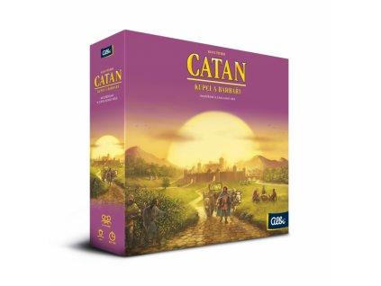 Catan - Osadníci z Katanu - Kupci a barbaři