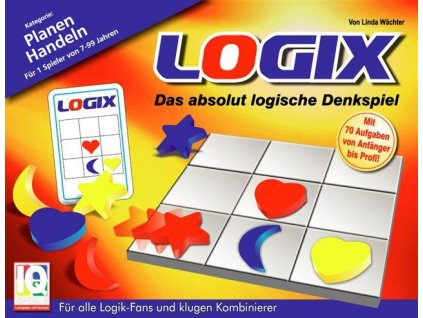 Logix Obalka