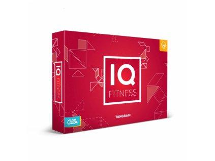 Mozkovna - IQ Fitness: Tangram