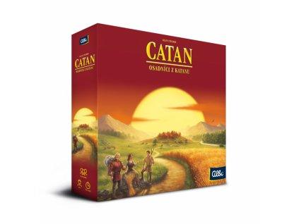 Catan - Osadníci z Katanu
