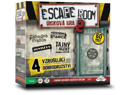 escape room unikova hra 2