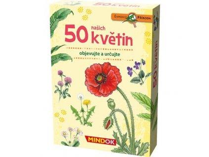 304 mindok expedice priroda 50 nasich kvetin