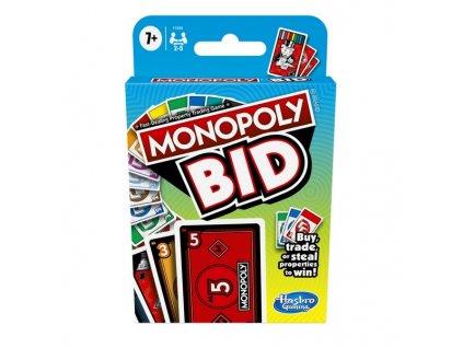 karetni hra monopoly bid h060628