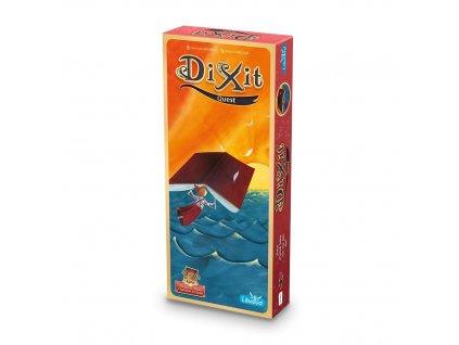 Dixit (2. rozšíření): Quest