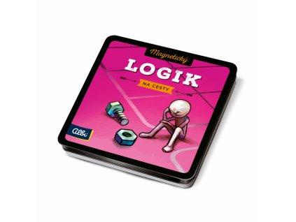 Logik (na cesty) - magnetický