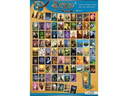 Dixit (3. rozšíření): Journey