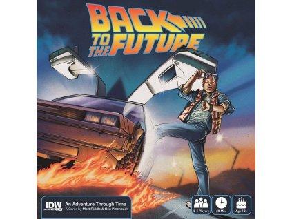 Back to the Future: An Adventure Through Time (EN)