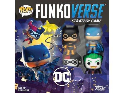 Funkoverse Strategy Game: DC Comics 100 (EN)