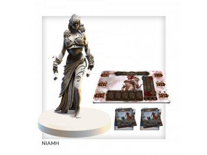 Tainted Grail: Niamh