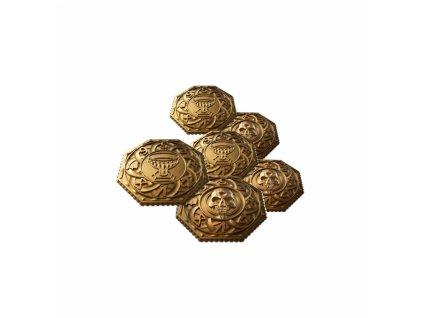 Tainted Grail: Kovové mince