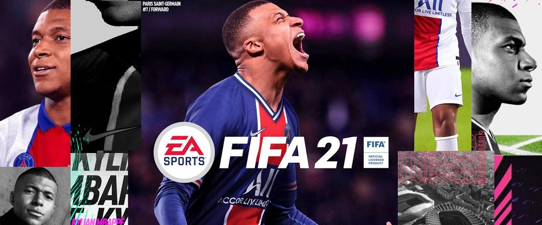 EA SPORT - FIFA 21