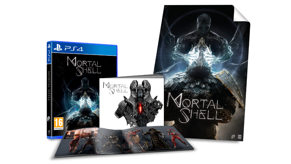 MORTAL SHELL PS4