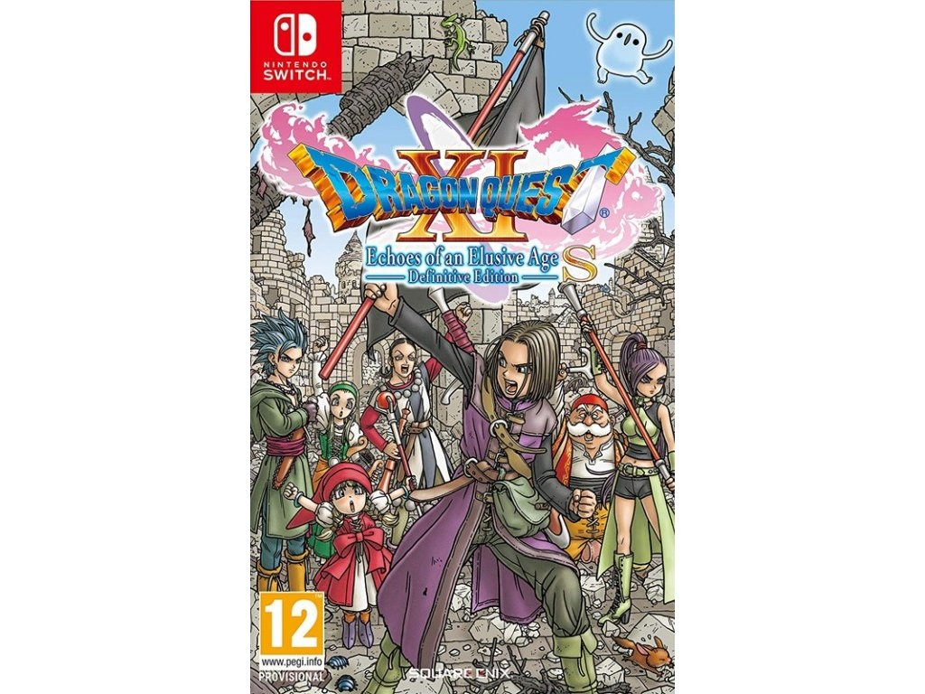 DRAGON QUEST XI ECHOES OF AN ELUSIVE AGE S