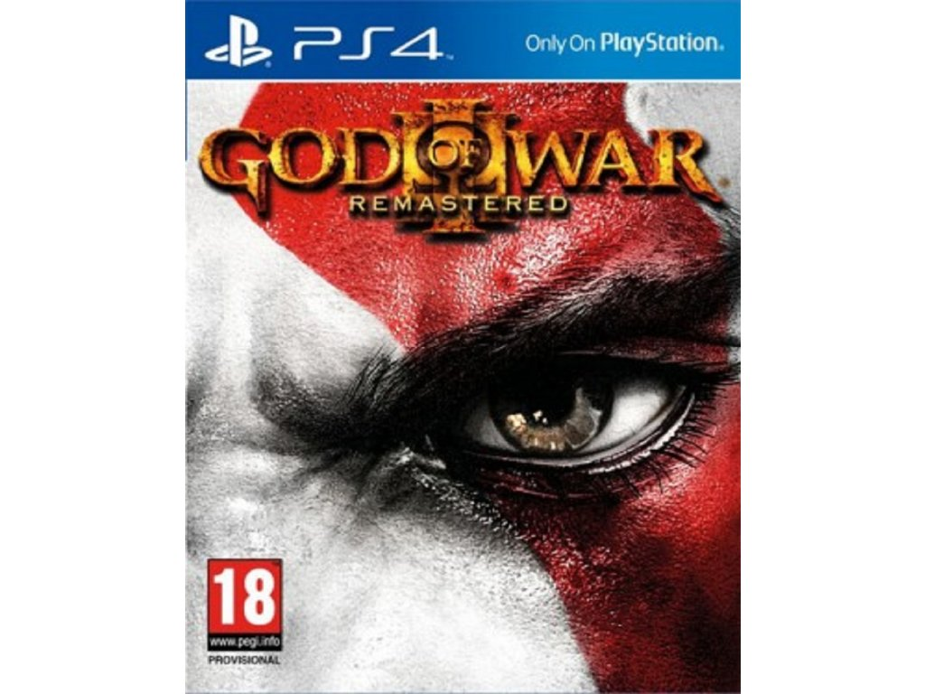 GOD OF WAR 3 REMASTER