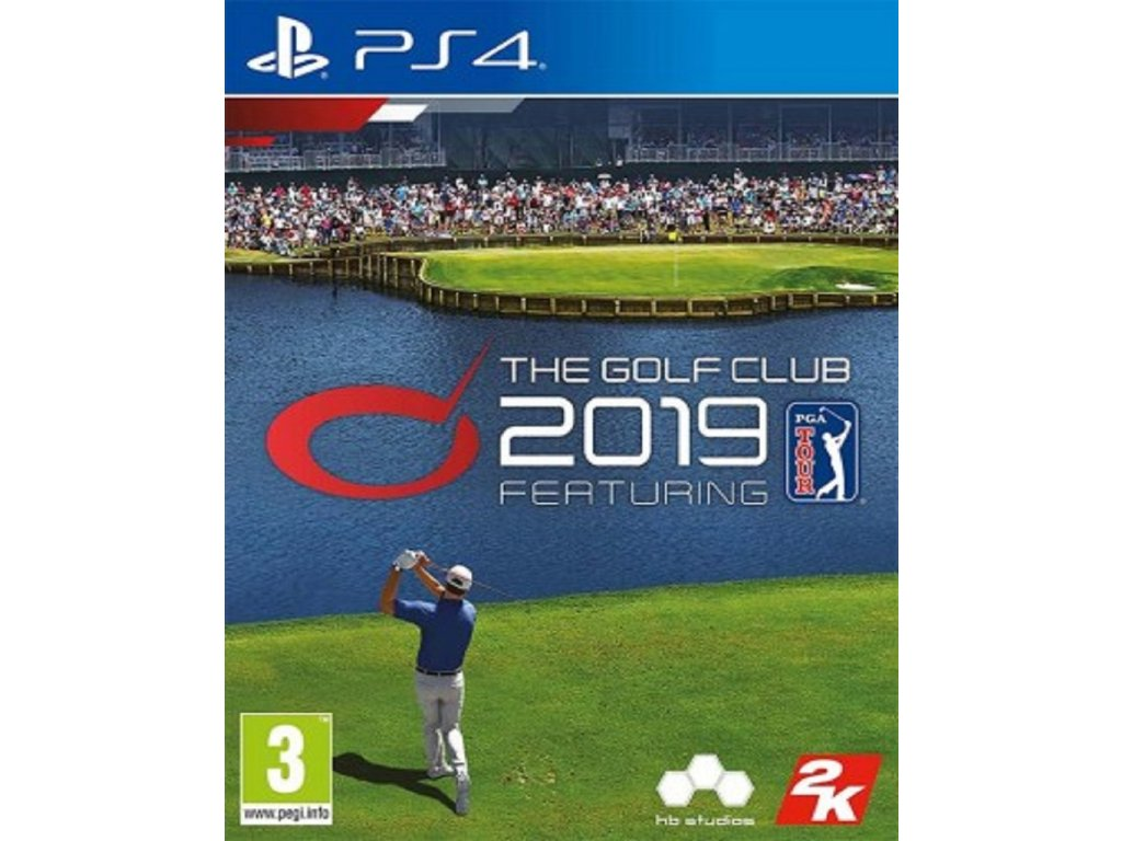 GOLF CLUB 2019 FEATURING PGA TOUR