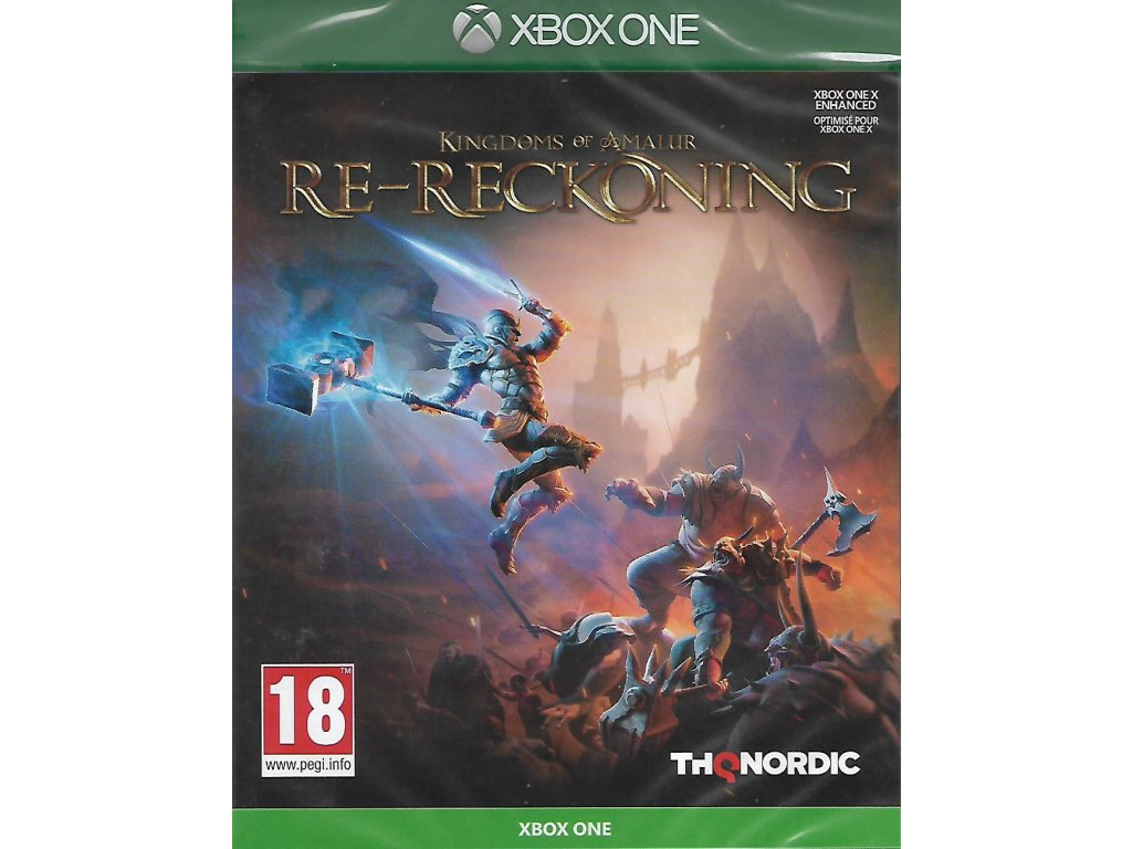 KINGDOMS OF AMALUR RE RECKONING (XBOX ONE nová)