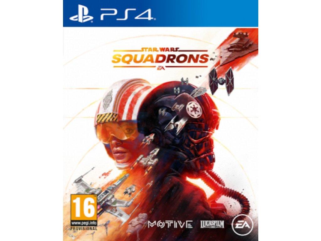 STAR WARS SQUADRONS (PS4 nová)