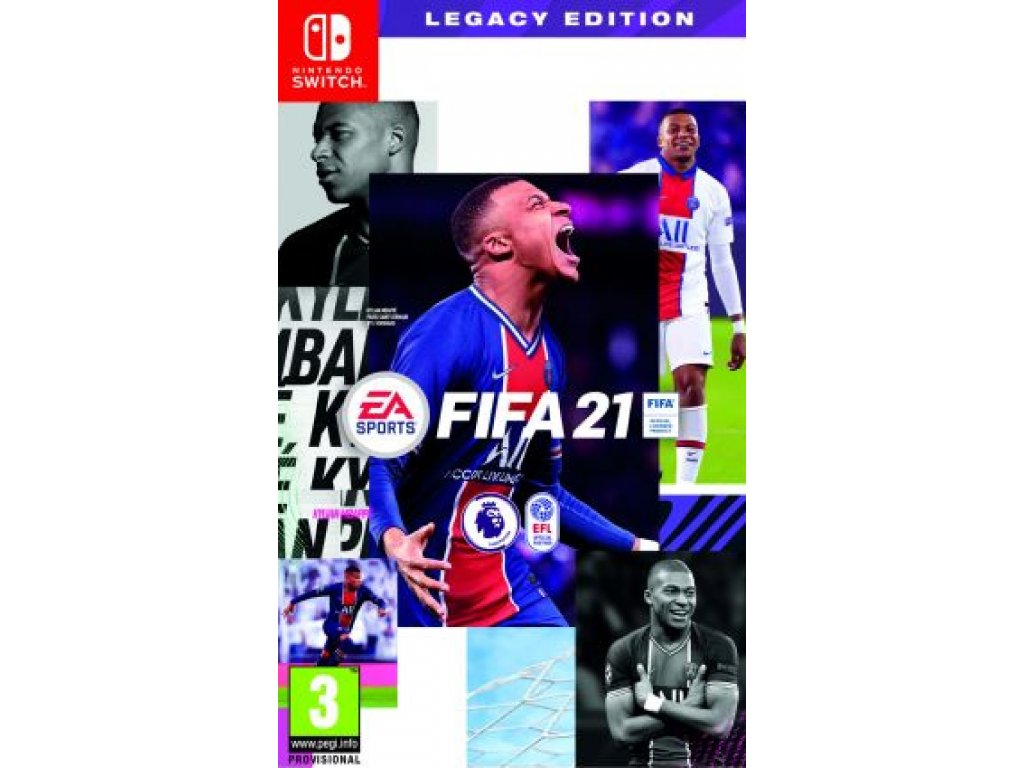 FIFA 21 LEGACY EDITION (SWITCH nová)