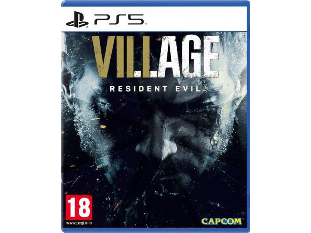 RESIDENT EVIL VILLAGE (PS5 nová)